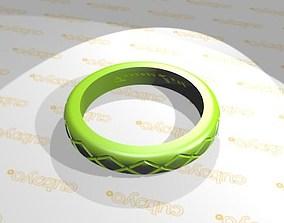3D print model wrist strap