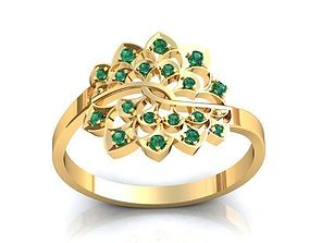 3D model Ring accessory 3d fashion