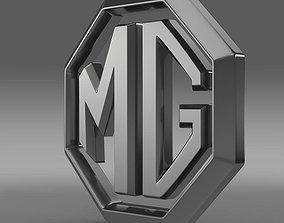 3D MG Logo