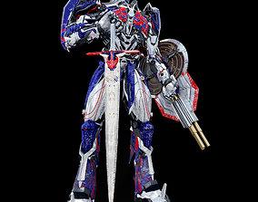 OPTIMUS PRIME Transformers robot autobot 3D
