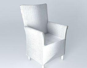 3D High chair ecru VERONA houses the world