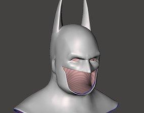Arkham City Batman Bundle 3D print model