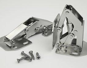 3D rigged Hinge