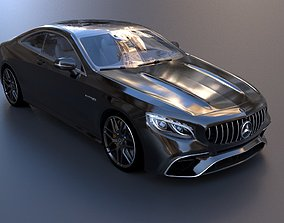 Mercedes Benz AMG S63 AMG Coupe 3D model