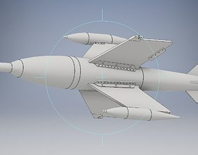 3D print model Ruhrstahl X-4