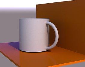 3D print model for coffe cap