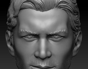 Joseph Morgan 3D print model