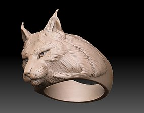 ring lynx 3D print model
