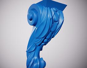 3D printable model 66 Corbels STL