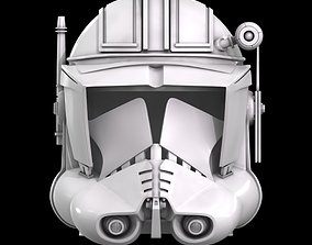 Star Wars Commander Cody Helmet 3D print model