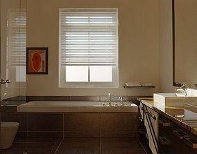shower design Bathroom 3D