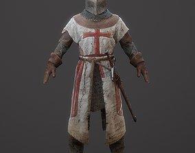 Crusader Knight 3D realtime