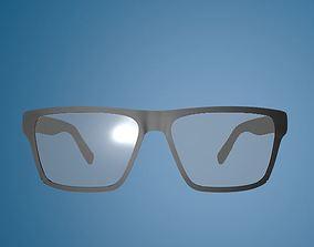 3D print model glasses