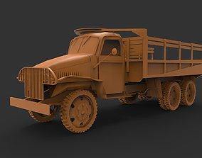 Studebaker US6 3D printable model
