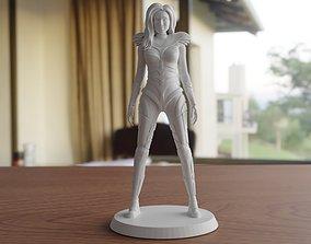 3D print model wonder Wonder Woman 84