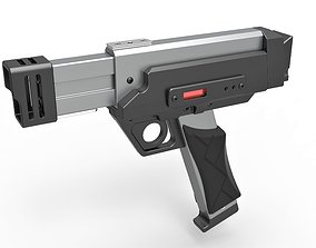 Blaster pistol from the movie Lost in space 1998 3D