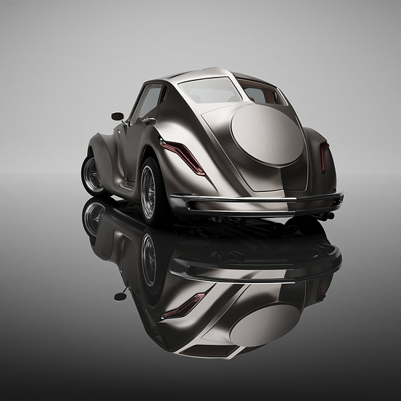 Classic Concept Car #14