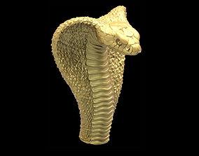 Cobra head 3D print model