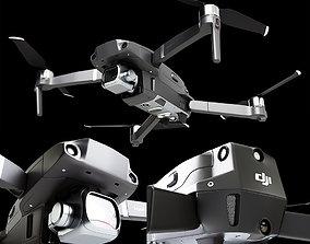 DJI Mavic Pro 2 3D model