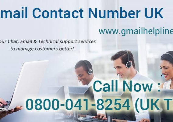 Gmail Helpline Number UK 0800-041-8254 Gmail Toll free Number UK