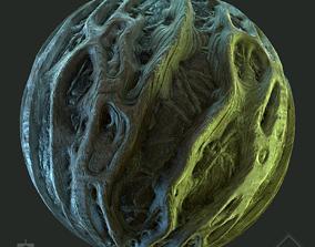 Strangler Fig - Substance Designer 3D