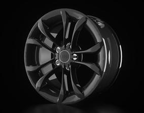 3D printable model Audi S3 Wheel