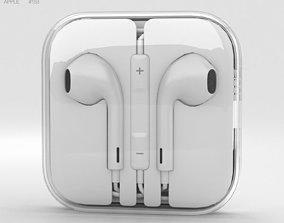 Apple EarPods 3D electronics