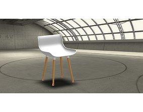 Creative office chair 3D print model