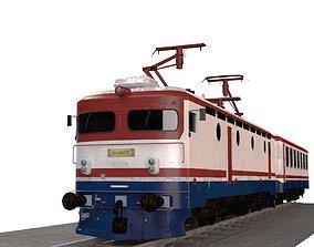locomotive evolution 3D Train