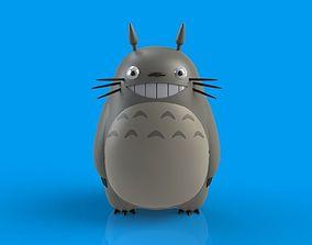 My Neighbor Totoro 3D print model