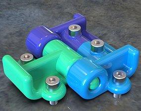 Hinge Number 4 3D print model