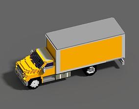 game-ready Van model
