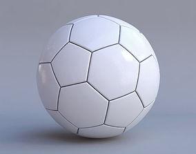 sports soccer ball 3D model