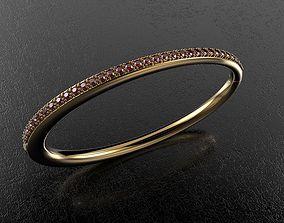 3D print model Gemstone Bracelets