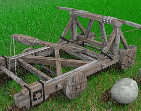 realtime 3D Catapult
