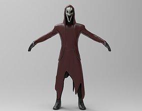 3D model Viper Ghostface-Scream