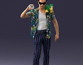 3D model Pet Detective 1101