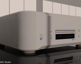 High-end SACD Esoteric P-02 3D