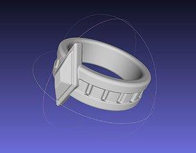 Final Fantasy XIV Yshtola Ring Printable Model