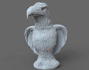sculptures Eagle Bust 3D printable model