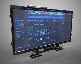 3D SFDEMIR Sci-Fi Television