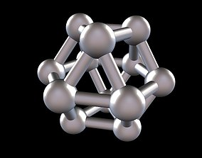 018 Mathart - Archimedean Solids - 3D print model 5