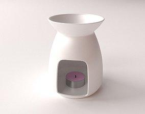 3D Fragrance Oil Burner