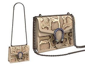 3D model Gucci Dionysus GG Bag
