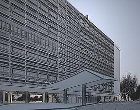 3D Unite d Habitation Marseille