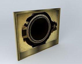 3D TITANIC Porthole 3rd Class 1912