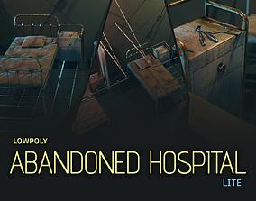 ABANDONED HOSPITAL - asset pack 3D model