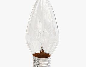 3D model light Light Bulb