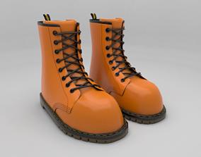 3D model Dr Martens Boot