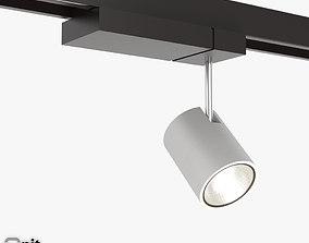 Zumtobel Vivo M spotlight 3D model